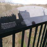 Ashridge Monument bespoke sign