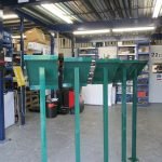 Fabricated lecterns