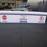 Traffic Signs   Barrier Sign