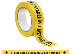 Floor Marking Tape   2m Distance