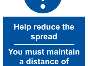 Help Reduce The Spread