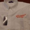 Branded Formal Smart Shirts Embroidered Logo Uniform Impact Signs