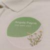 Close Up Printed Polo Shirt   Impact Signs