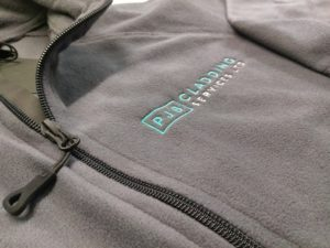 Fleece Branded Logo Workwear Winter Warmer Quality Uniform   Impact Signs