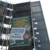 Flats External Banner Full Colour Heavy Duty Advertising Marketing - Impact Signs