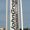 Vertical Front External Outdoor Outside Hardwearing High Quality Heavy Duty - Impact Signs