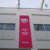 Wall Mounted Pennants Aluminium Weight Internal Indoor Hanging Banner Premium - Impact Signs