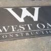 Mesh Banner Company Logo Advertising Marketing - Impact Signs
