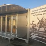 Aces High Military Art Vehicle for exhibitions