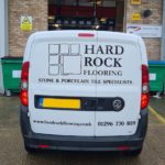 Hard Rock Flooring Vinyl Graphics
