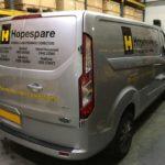 Hopespare vehicle graphics
