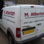 M Atherton van graphics